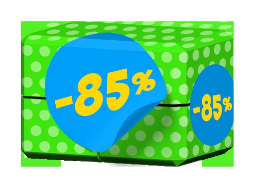 -85% 🔵