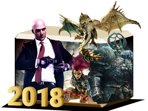Games that made 2018