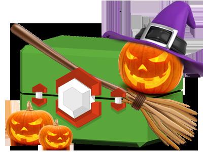 Wicked Halloween ! 🎃