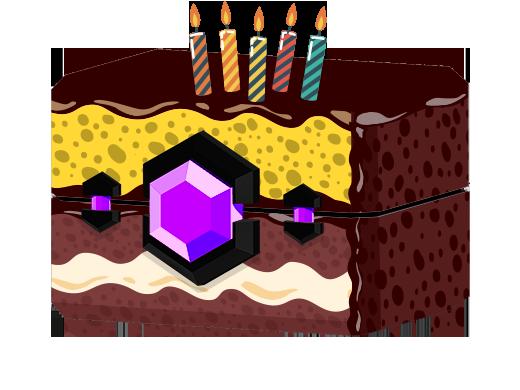 😍AAA BIG CAKE!  🍰 🎂