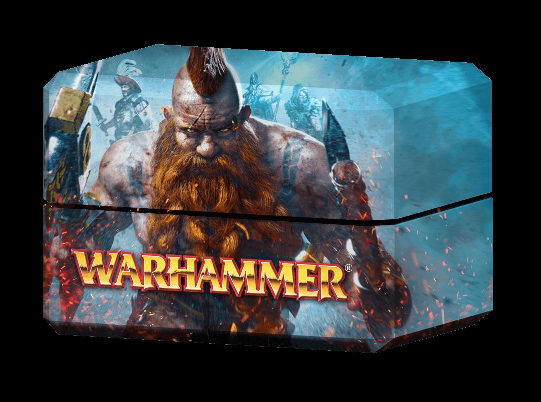 Warhammer franchise