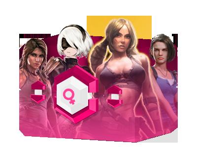 Games where you play as a Girl