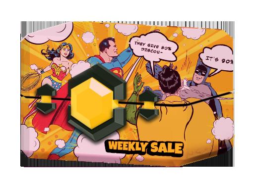 Heroic Weekly Case