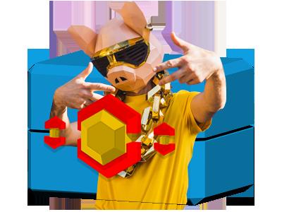 Piggy style