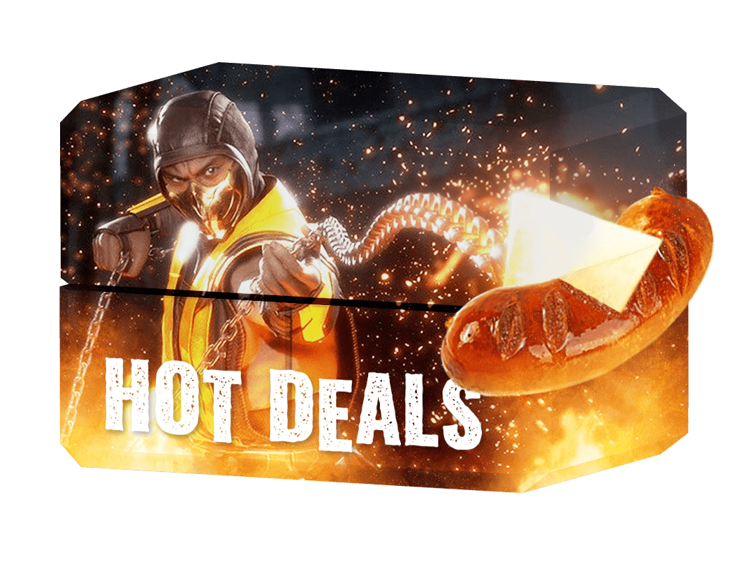 Hot Deals 🌶️