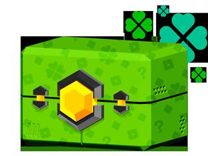 Lucky box 🍀