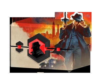 Gangster's case