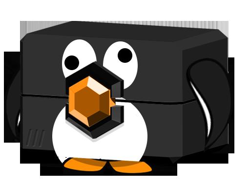 Cheap Penguin Case
