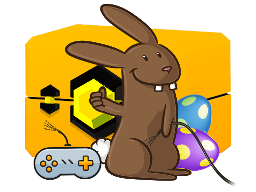 Yee Bunny! 🐇